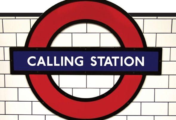 Calling Station online poker