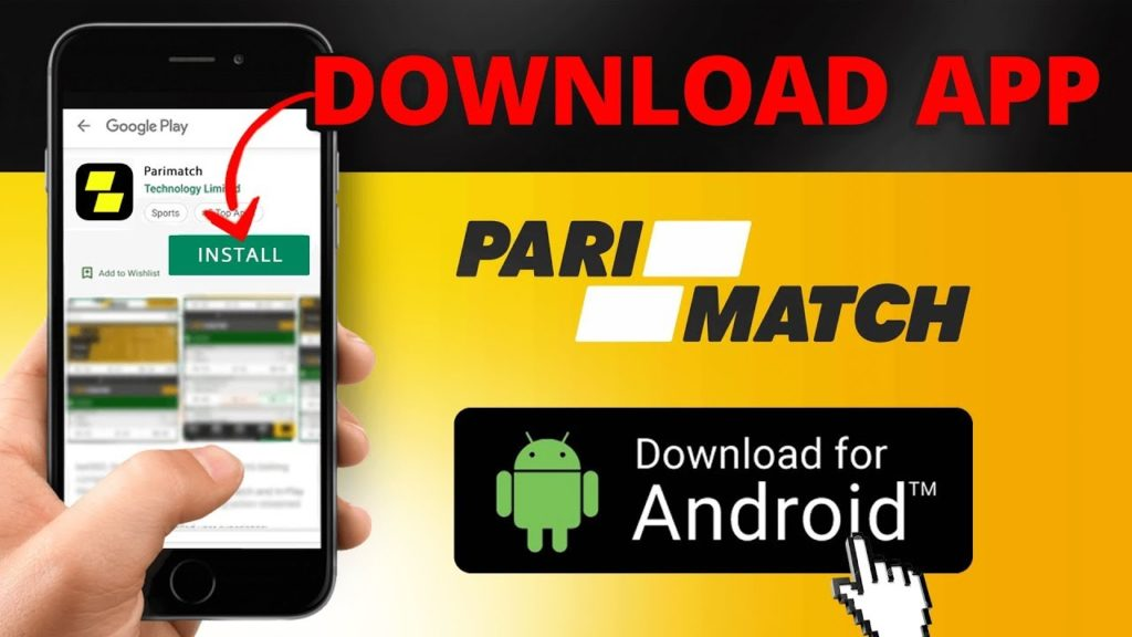 Parimatch App Android