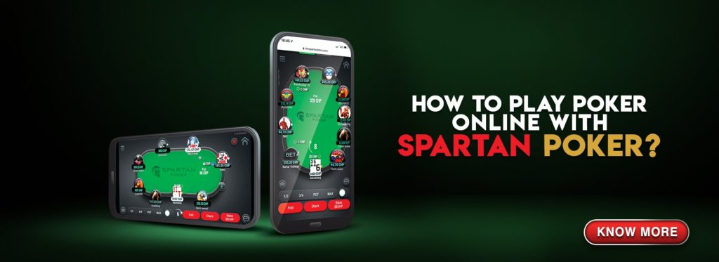 Spartan Poker Mobile App