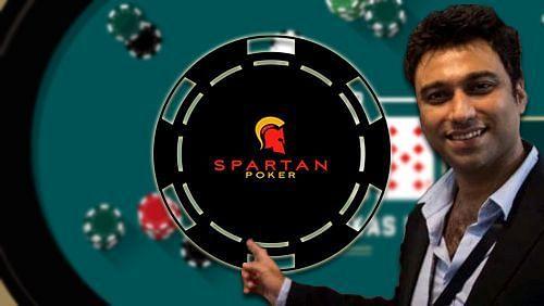 Spartan Poker app