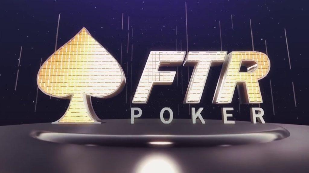 FTR poker the best place