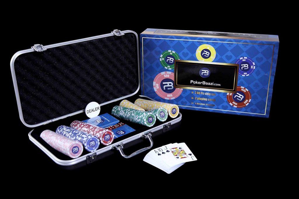 Poker Baazi deposit bonus