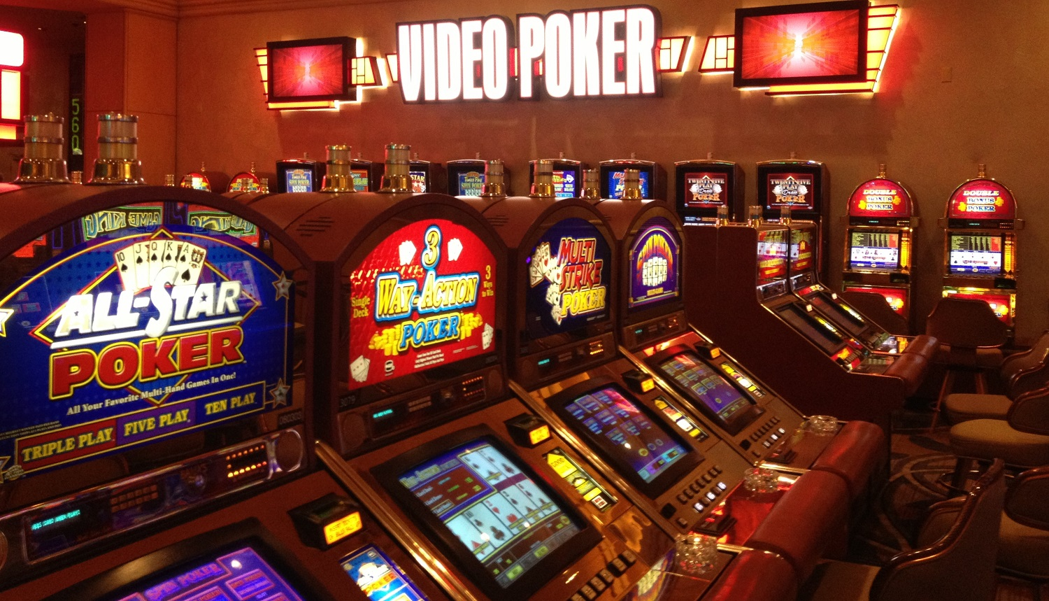 Video Poker Sites