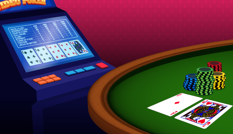Video poker best casino games